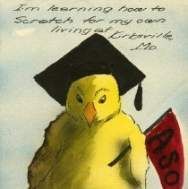 Image of Graduating Chick