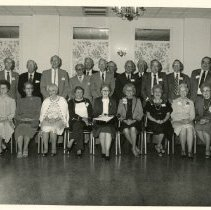 Image of 1996.03 - Fiftieth reunion of the Kirksville College of Osteopathy & Surgery Class of 1934