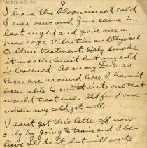 Image of Page nine of Letter from Pickhardt Sr. to aunt 1910 Sep 16