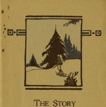 Image of Story of First Osteopath pamphlet 1924