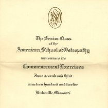 Image of 1975.65 - Commencement Exercises