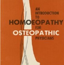 Image of 1976.186 - Introduction to Homeopathy