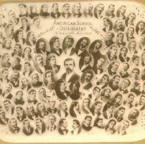 Image of 2012.01 - American School of Osteopathy freshmen class composite photo