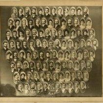Image of 1981.595 - American School of Osteopathy graduates composite photo