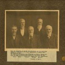 Image of Kansas Free Staters group photo 1907 Dec 5