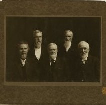 Image of 1984.956 - Kansas Free Staters reunion group photograph