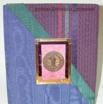 Image of 2011.98 - Student Associates Auxiliary Scrapbook