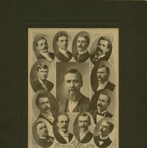 Image of 2007.60 - American School of Osteopathy faculty composite photo