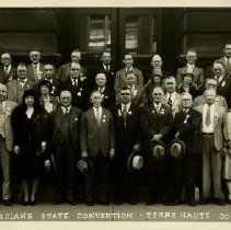 Image of 1999.05 - Osteopathic Physicians State Convention group photograph