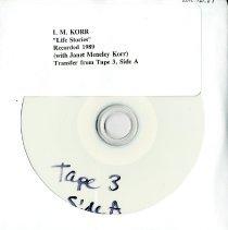 Image of 2012.101 - I. M. Korr's Life Stories