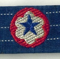Image of 2012.101 - World War II Army Service Forces 6 Month Civilian Ribbon