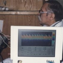 Image of 2009.65 - Valentini and doppler test screen