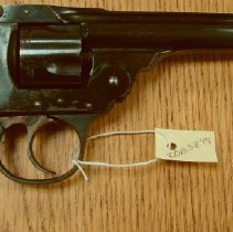 Image of 2010.58 - Iver Johnson Deluxe Target Revolver