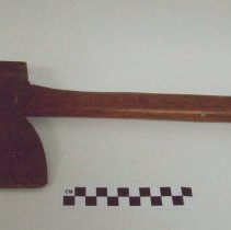 Image of 2008.21 - Hatchet owned by Dr. Andrew Taylor Still