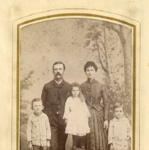 Image of Kate Vaughn and Family