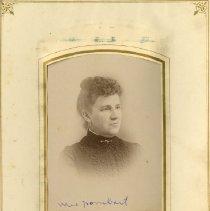 Image of Mrs. Rombart