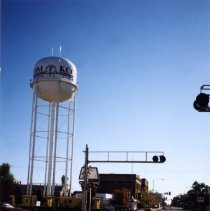 Image of 2012.101 - Photograph of the KCOM Water Tower