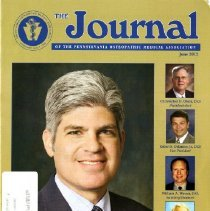 Image of 2012.81 - The Journal of the Pennsylvania Osteopathic Medical Association, Vol. 56 No. 2
