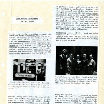Image of 2012.101 - Page 43 of the Irvin M. Korr Scrapbook