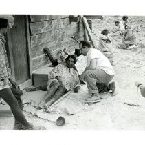 Image of 2013.23 - John Barkay with Tarahumara Indian