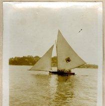 Image of 2012.95 - Sailboat