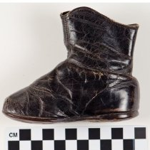 Image of 2013.21 - Marion Lee Patterson's Baby Shoes