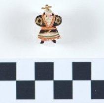 Image of 2013.21 - Japanese Samurai trinket