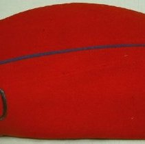 Image of 1978.228 - Band Hat