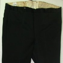 Image of 1996.334 - Andrew Taylor Still's Suit Pants