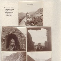 Image of 2013.21 - Page 34 of Alice's Travels Scrapbook