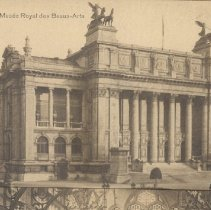 Image of Royal Museum of Fine Arts in Antwerp, Belgium
