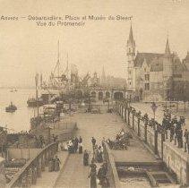 Image of 2013.21 - Port and Museum Steen In Antwerp
