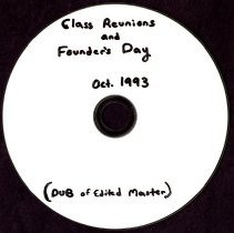 Image of 2013.57 - Class Reunions and Founder's Day