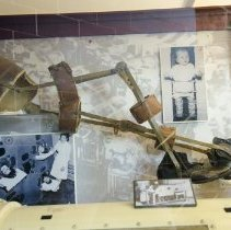 Image of 1978.254 - Leg Brace Used by Polio Victim