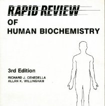 Image of 2011.68 - Rapid Review of Human Biochemistry