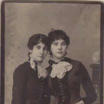 Image of 2013.21 - Portrait of Alice Patterson Shibley and Lynette Marian Smith Boyles