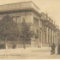 Image of 2013.21 - Royal Museum of Fine Arts Postcard