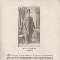 Image of 2013.21 - Page 43 of the Alice A Remembrance Volume 1 Scrapbook