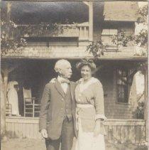 Image of John Habberton and Miss Trippett