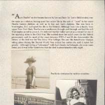 Image of 2013.21 - Page 20 of the Alice A Remembrance Volume II Scrapbook