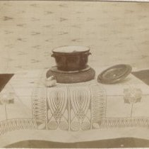 Image of 2013.21 - Kastral Dish on Table