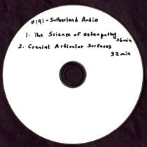 Image of 2013.57 - Sutherland Audio Files