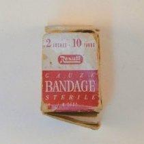 Image of 1987.18 - Sterile Gauze Bandage