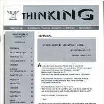 Image of Thinking December 1998