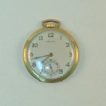 Image of 1980.489 - Gold Pocket Watch Belonging to Dr. George Fulton