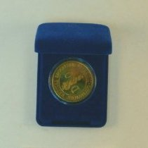 Image of 1994.73 - Gold Centennial Medallion for Kirksville College of Osteopathic Medicine