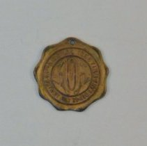 Image of American Osteopathic Association Pendant