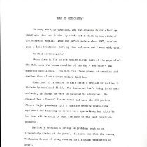 Image of 1988.98 - What Is Osteopathy