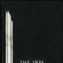 Image of 2014.41 - Philadelphia College of Osteopathy Synopsis Yearbook 1935