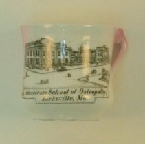 Image of 1984.962 - Commemorative Demitasse Cup